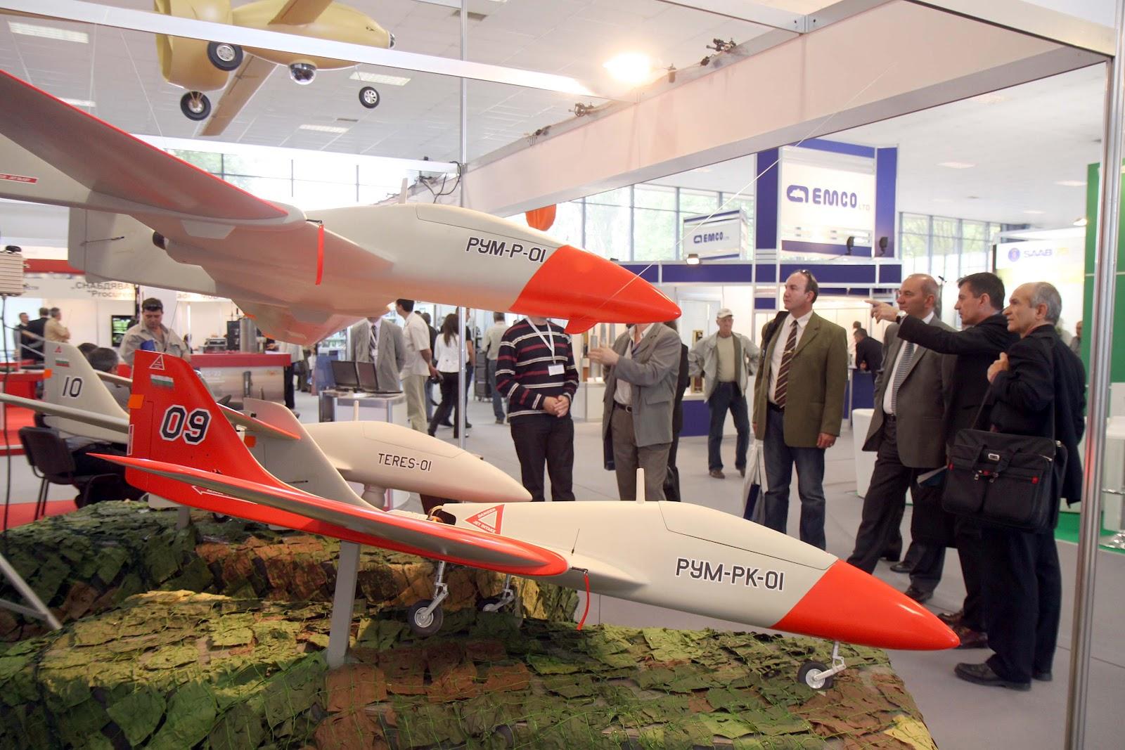 Plovdiv aviation fair
